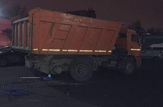 >Ремонт грузовых шин