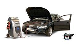 Ремонт и заправка кондиционеров автомобиля