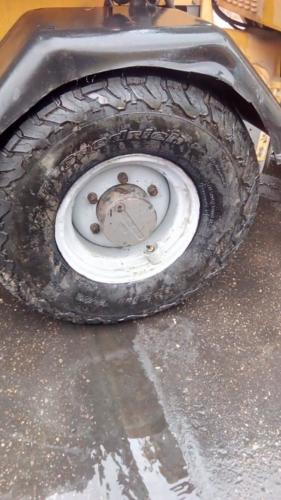 результат ремонта сложного стального диска -5