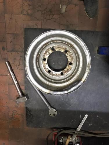 ремонт сложного стального диска -4